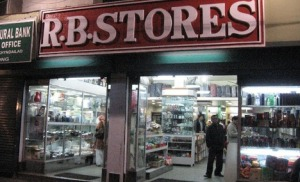 RB Stores' Bakery