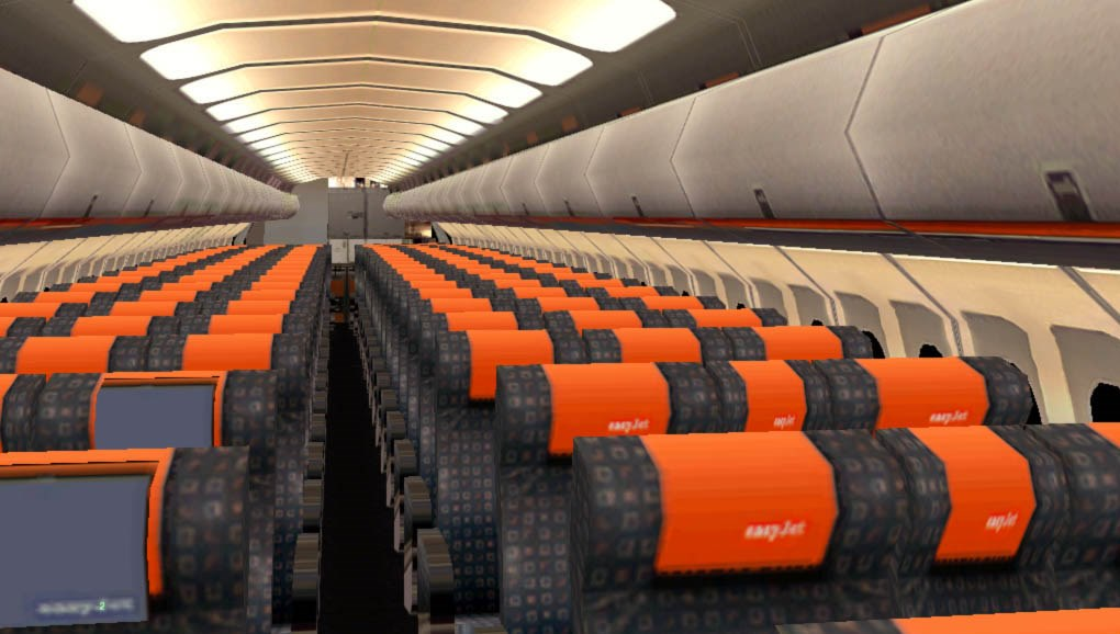 Easyjet travel in europe wheels on our feet for Interno easyjet