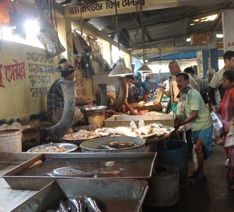 Kolkata Fish Market (1)